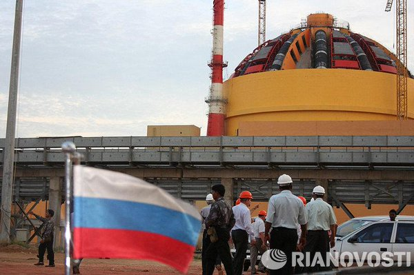 Russia, India discussed  construction of 3rd and 4th units at Kudankulam nuclear power plant
