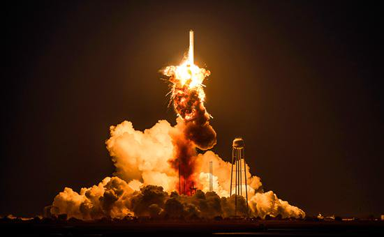 ANTARES: failure in Aerojet Rocketdyne AJ26 stage one main engines, will be discontinued.