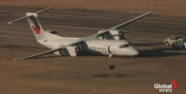 Aircraft that made emergency landing at EIA has history of landing gear issues  yeg