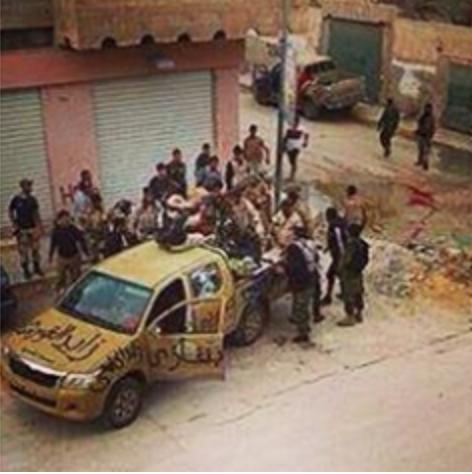 Libyan Army has advanced in Sidi Hussein, controls the Sakabali neighborhood. Benghazi
