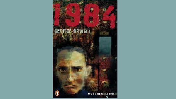 Orwell's '1984' novel lands Egyptian student in detention: report
