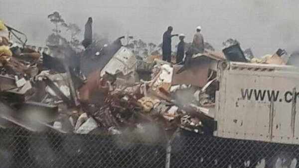 Jet carrying pastors in Bahamas crashed 4 miles from airport