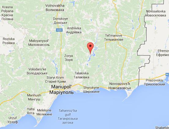 Ukrainian forces came under mortar fire near Zamozhne. 4 servicemen are injured |EMPR