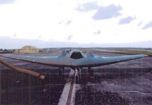 US-Stealth Drone RQ-170 Sentinel Posed in Guam