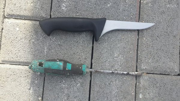 17 y/o Palestinian arrested overnight in Modiin admitting plan to go to Jerusalem & stab a bus driver.