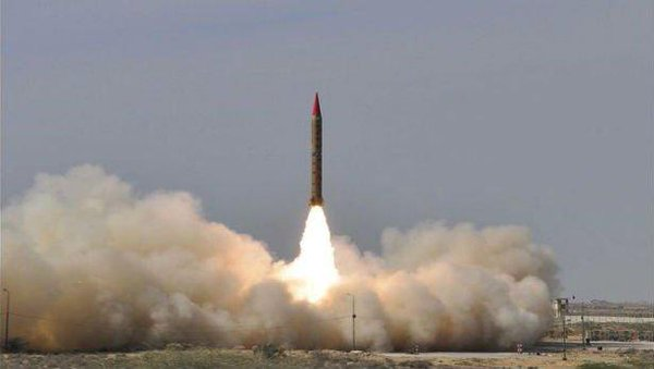 Pakistan successfully tests Shaheen-II missile