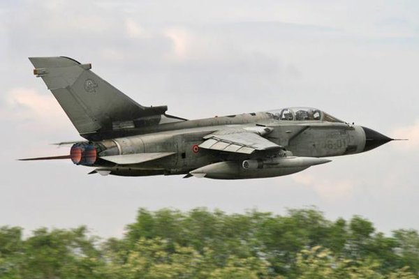 Italy sends 4 Tornado aircraft to Kuwait to join ops against ISIS