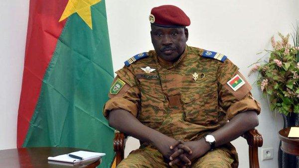 Burkina Faso military restores constitution