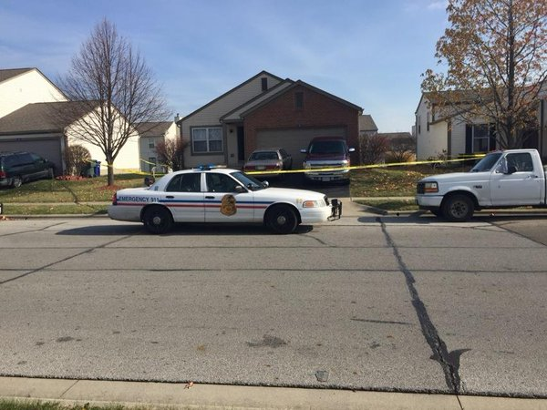 A man has been shot in the face in South Columbus. Police say he's in stable condition
