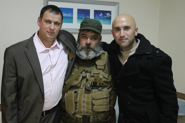 Russian international terrorist Babai is back to Donetsk