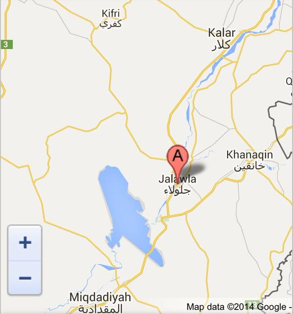 Iraq; ISIS executed 2 civilians in the Jamahir area of Jalawla district (Diyala) without giving any reasons.