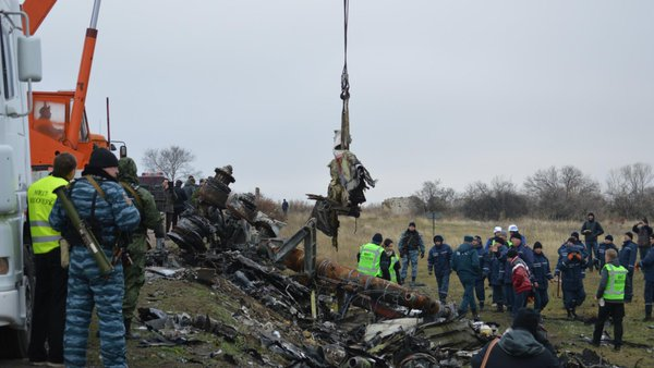Dutch Safety Board: recovery of MH17 wreckage has begun