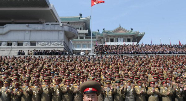 North Korean military increased activities near border - South Korea