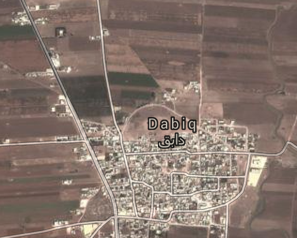 Some analysts have confirmed the Kassig video was filmed just outside Dabiq, to the north west of it in the fields