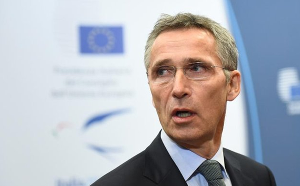 NATO warning today (again) 'Very serious build-up of Russian soldiers, weapons in Ukraine.'