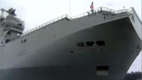 Mistral  could be transfered to Russia on 27 of November