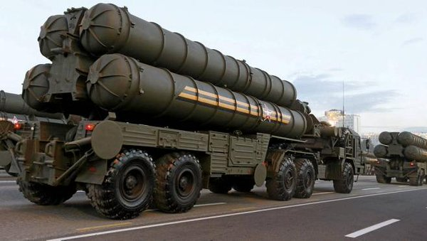 Russia deploys S-400 Triumph AA/MDS to Finnish & Norwegian border