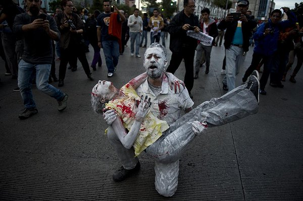 Protests have swept Mexico