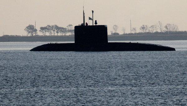 Russian submarine appeared off the coast of Latvia - Ministry of Defence