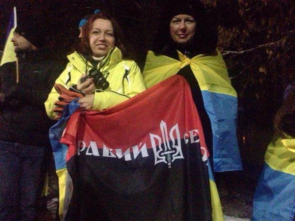 Kyiv meet cyborgs of 95-th brigade