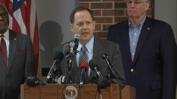 """Over the next few days we expect to see St. Louisans loudly and passionately expressing their views."" - @MayorSlay"