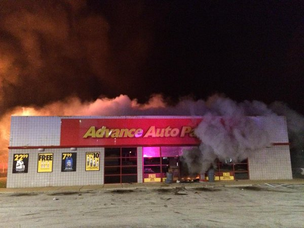 Advance Auto Parts in Dellwood. Ferguson
