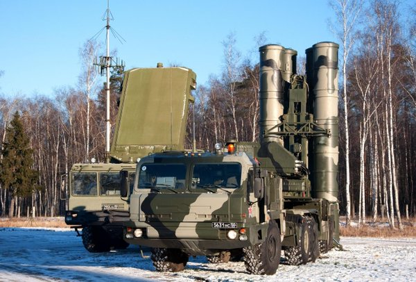 Russia to provide China with S-400 AA missile systems. Six for $3 billion