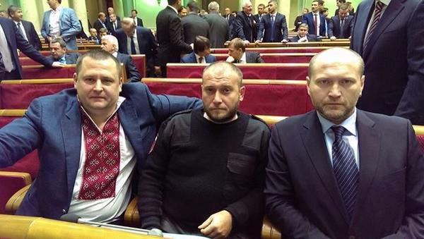 MP Dmitro Yarosh