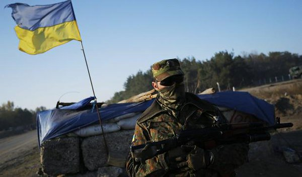 Ukraine (Cyborgsand other) forces repel attack on Donetsk airport