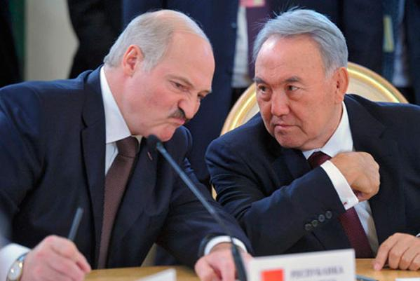 We are not a puppies. Lukashenko and Nazarbayev against Eurasian integration