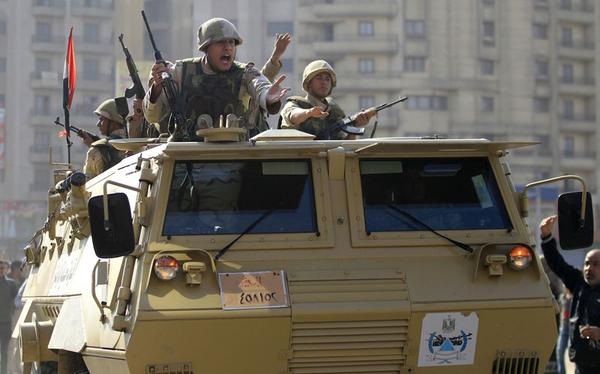 6 dead in attacks and pro-Morsi protests in Egypt