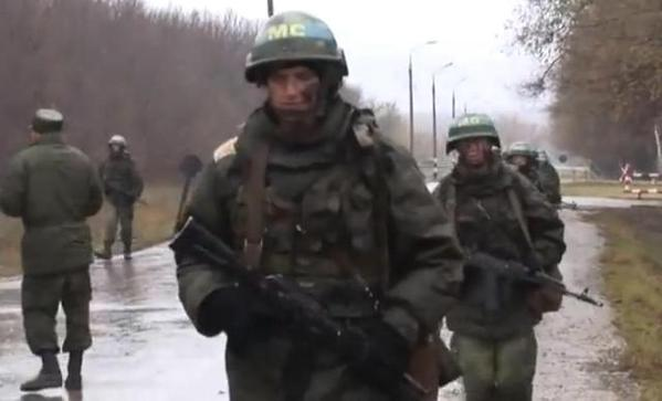 Russian troops stationed in Transnistria increase intensity of combat training. MoD 28 Nov