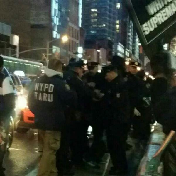 More arrest BlackoutBlackFriday