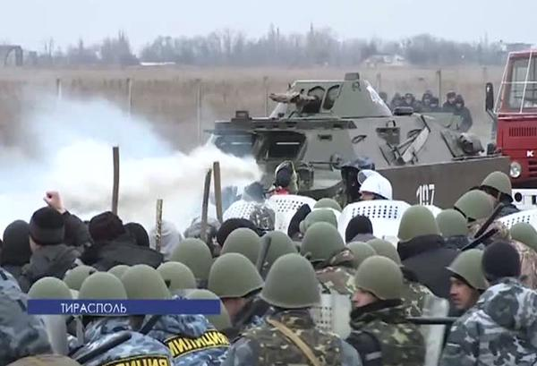 Russian troops in Transnistria organize mass riot exercises, 2 days before Moldovan  elections