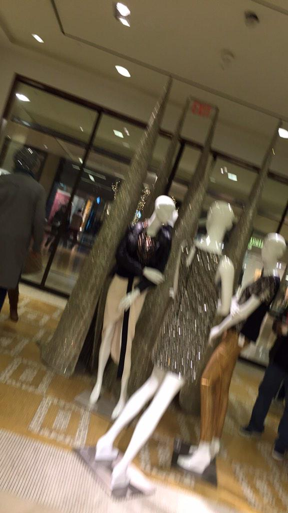 Shooting in The Galleria Mall in Houston, TX