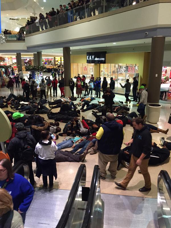 The Die In Chesterfield Mall
