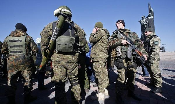 Clashes between Don Cossacks and LNR reported in Krasnyi Luch