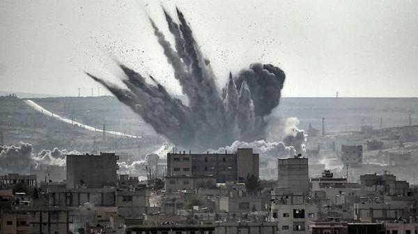 ISIS attacking Kobane from Turkey: Kurdish official