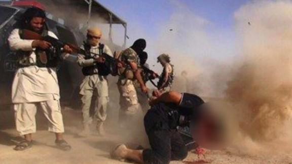 ISIS executed 10 doctors in Mosul, Iraq because they refused to treat its wounded ISIS members