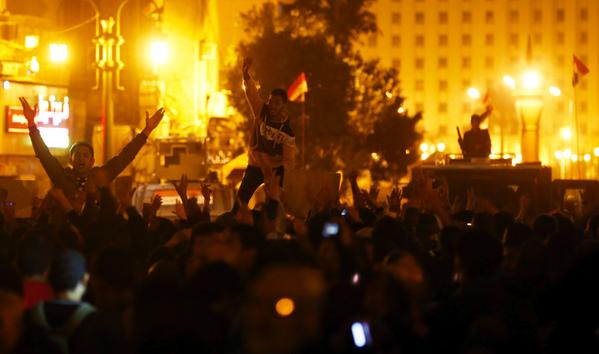 At least 2 dead, nine injured in clashes in Tahrir Square - Ministry of Health official