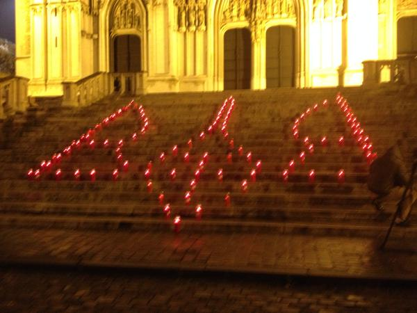 In Brussels now, remembering Holodomor and Maidan victims Ukraine