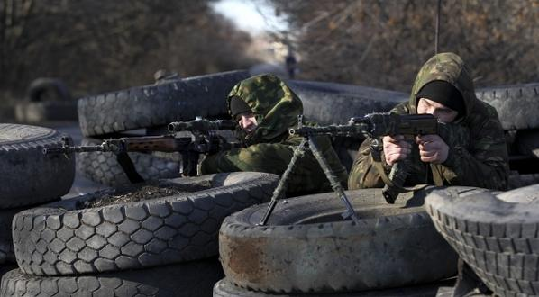 Ukrainian army and the militants of LNR agreed on a ceasefire since December 5