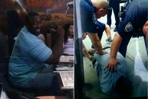 EricGarner protest planned for 4:30 at grand central station