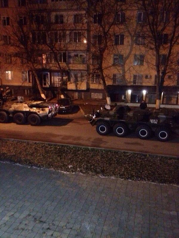 Explosion in the center of Djohar(Grozny). Reports about 3 killed police officers