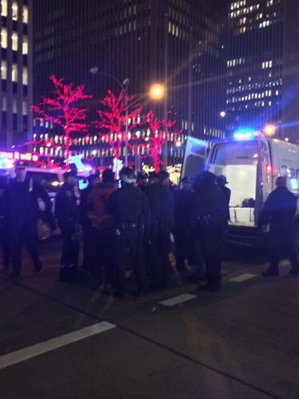 Arrests on 6 avenue