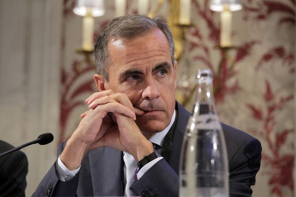 The Bank of England held its benchmark interest rate at 0.5% and asset buying at £375 billion.