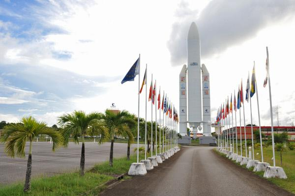 Launch of European Ariane-5 space rocket from Kourou postponed - Arianespace