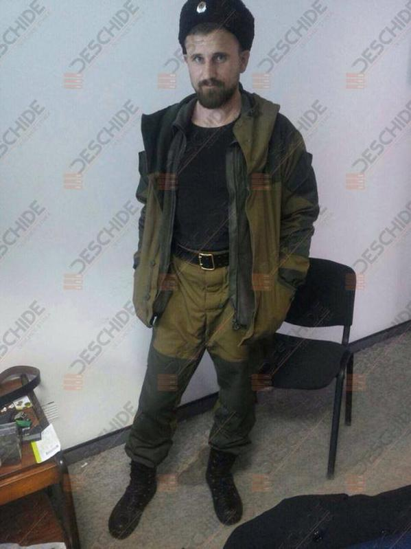Terrorist of the LNR detained at Chisinau international  airport