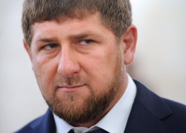 Kadyrov ordered to deliver to Chechnya commanders Azov and Dnipro