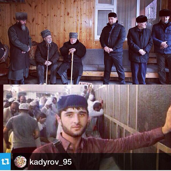 In battles in Grozny killed Umar Kadyrov from a  Kadyrov family